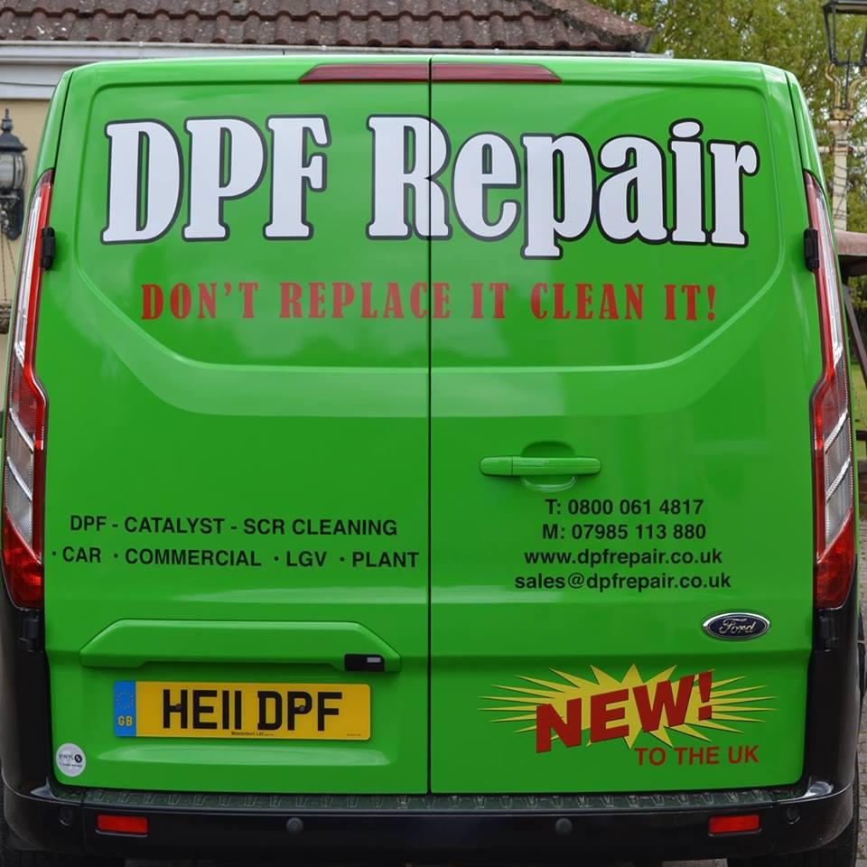 dpf repair van