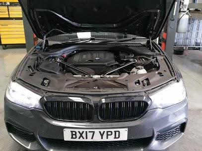 bmw 520d dpf repair