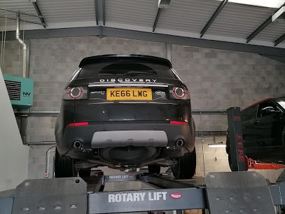 discovery sport dpf cleaning