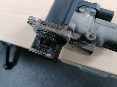 golf egr valve repair