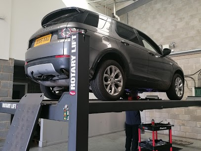 range rover discovery dpf repair