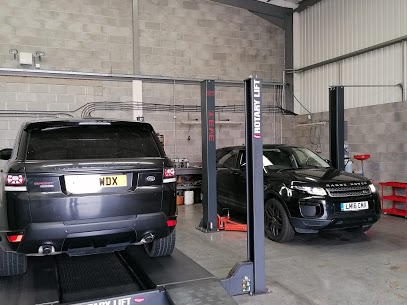 range rover dpf cleaners
